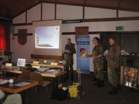 Informations- und Weiterbildungstagung der schwäbischen Mandatsträger auf dem Schellenberg