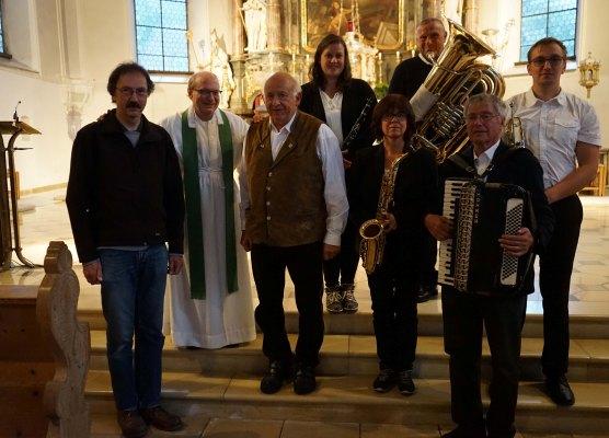 Musikalische Probentage in Sonthofen, ein voller Erfolg