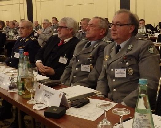 Jahrestagung der Reserve der Bundeswehr 2017 in Berlin…