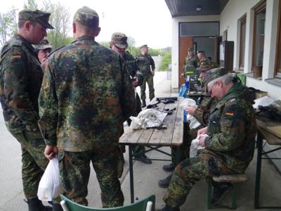 Ausbildungstag in Donauwörth …
