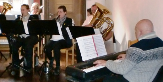 Verabschiedung beim BSB-Kreisverband Ries musikalisch umrahmt …