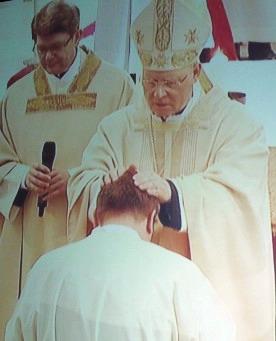 Schriftführer der RK Nordendorf zum Diakon geweiht
