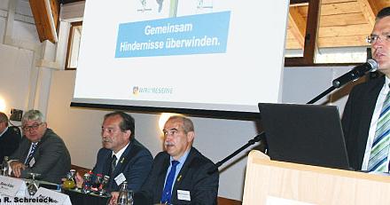 Regionalkonferenz Süd mit Thema: Neuausrichtung