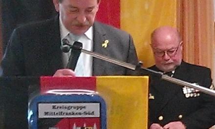 Neujahrsempfang KrsGrp Mittelfranken-Süd
