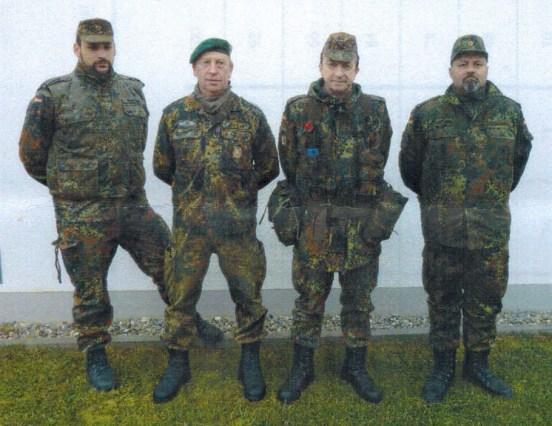 RK Dillingen ist 4. Sieger bei Neuburger Wintermarsch 2015