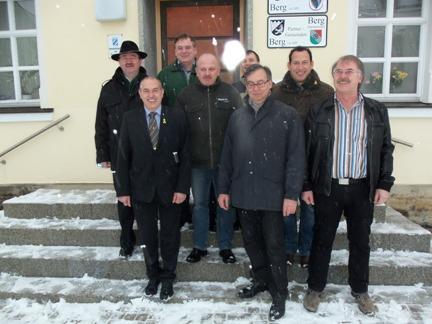 25. BeauftragtenTagung der Landesgruppe Bayern