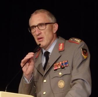 Jahrestagung der Reserve der Bundeswehr in Berlin…