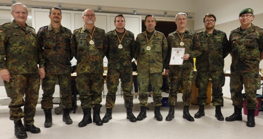 Wertingen I ist Kreissieger – DET Schweiz ist Gästesieger beim Nacht-O-Marsch 2016
