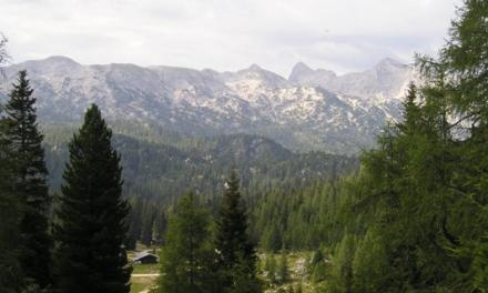 … auf dem Gebirgsübungsplatz Reiteralpe in den Berchtesgadener Bergen