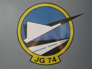 Truppenbesuch beim Jagdgeschwader 74 in Neuburg/Donau
