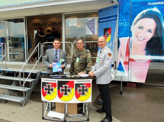 Tag der Reservisten in Nordschwaben