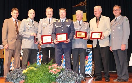 50 Jahre dienen Reservisten für die Sicherheit der Heimat – 40 Jahre besteht die Kreisgruppe Schwaben-Nord
