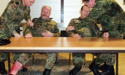 Ausbildung zum Einsatz-Ersthelfer A durchgeführt
