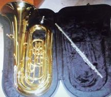 Instrumente wieder auspacken und los gehts am 07. Januar