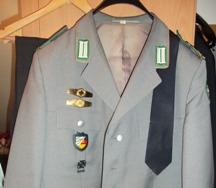 Information zur Uniformtrageerlaubnis (UTE)
