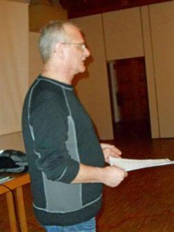 Landesschatzmeister Josef Tschuri informierte über neue Finanzordnung