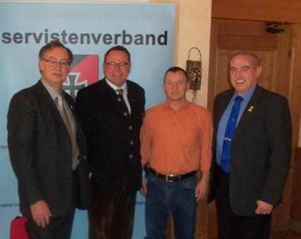 18. Jahrestagung der LdsGrp Bayern zur Freiwilligen Reservistenarbeit 2014