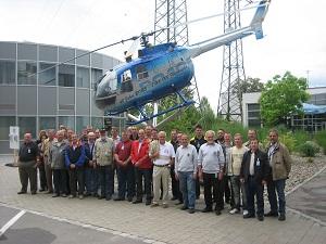 """Briefing und Werksführung """"Eurocopter Deutschland GmbH – Werk Donauwörth"""""""