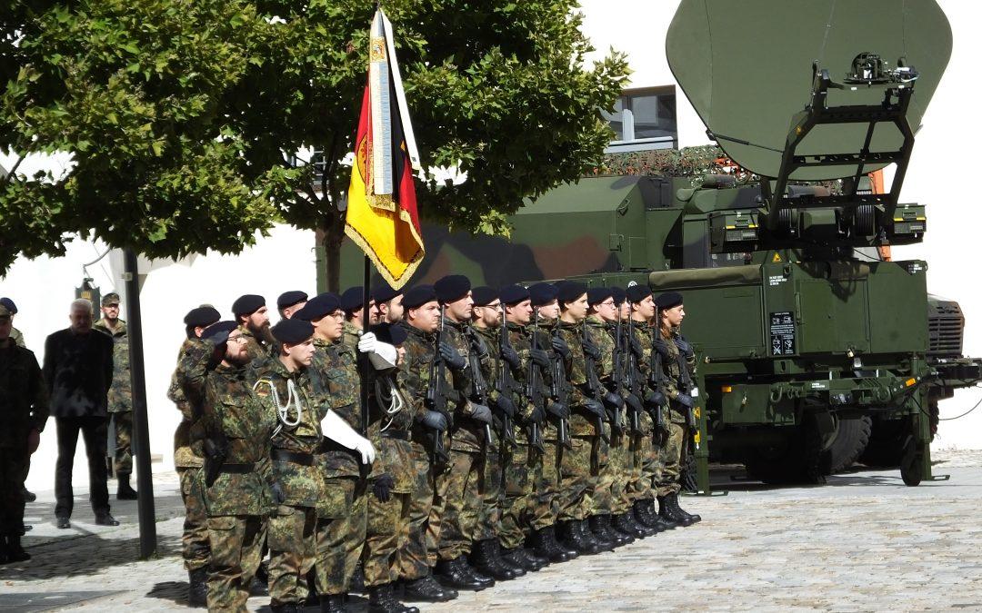 Gelöbnis am 23.05.2019 in Dillingen