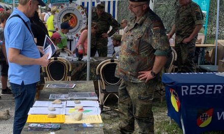 Tag der Bundeswehr in Dillingen a.d. Donau