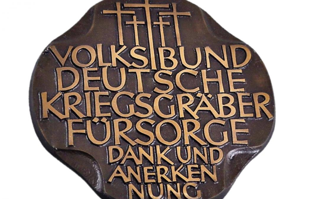 Volksbund – Dankempfang