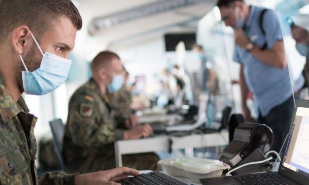 Corona-Einsätze: Was kann die Bundeswehr (noch) leisten?