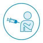 Vereinsimpfungen vor Ort und terminfreie Impfungen in den Impfzentren